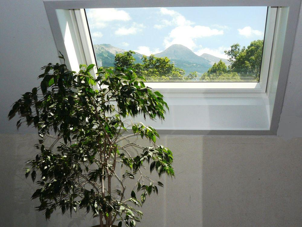 Pose fen tre de toit velux nos r alisations for Habillage interieur velux