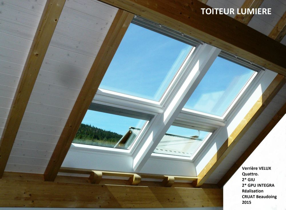 installateur velux isere installation fenetre toit. Black Bedroom Furniture Sets. Home Design Ideas