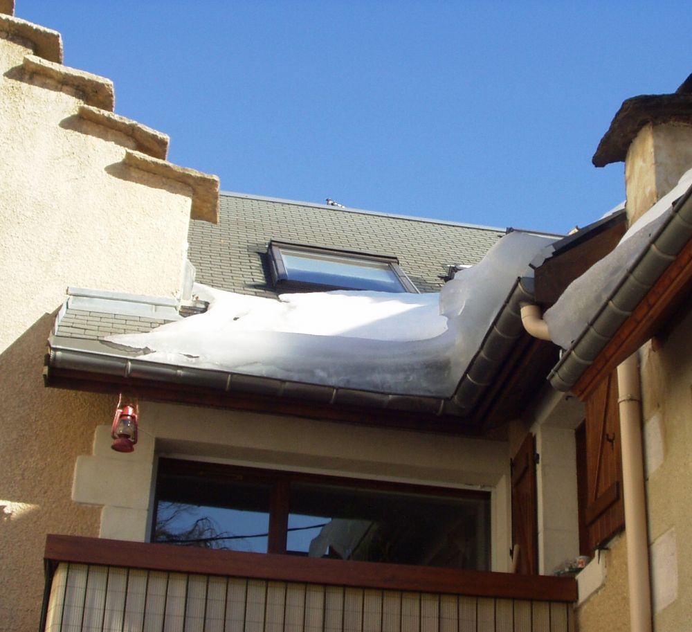 pose arret de neige dispositif arret neige sur toiture. Black Bedroom Furniture Sets. Home Design Ideas