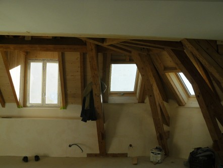 Rénovation intérieure BBC réalisation sarl CRUAT