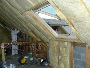 Isolation de plafond