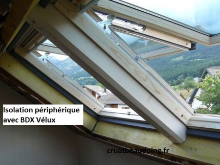 isolation velux remplacement de velux. Black Bedroom Furniture Sets. Home Design Ideas