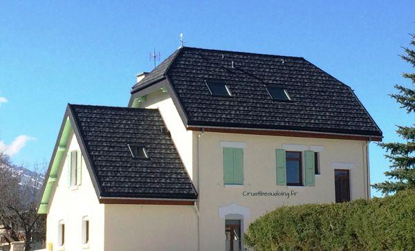 Rénovation de toiture Lans en Vercors