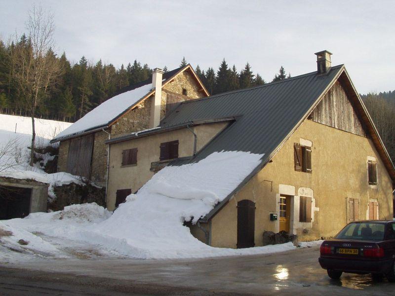 Couverture Bac Acier : Pose couverture toit montagne villard de lans