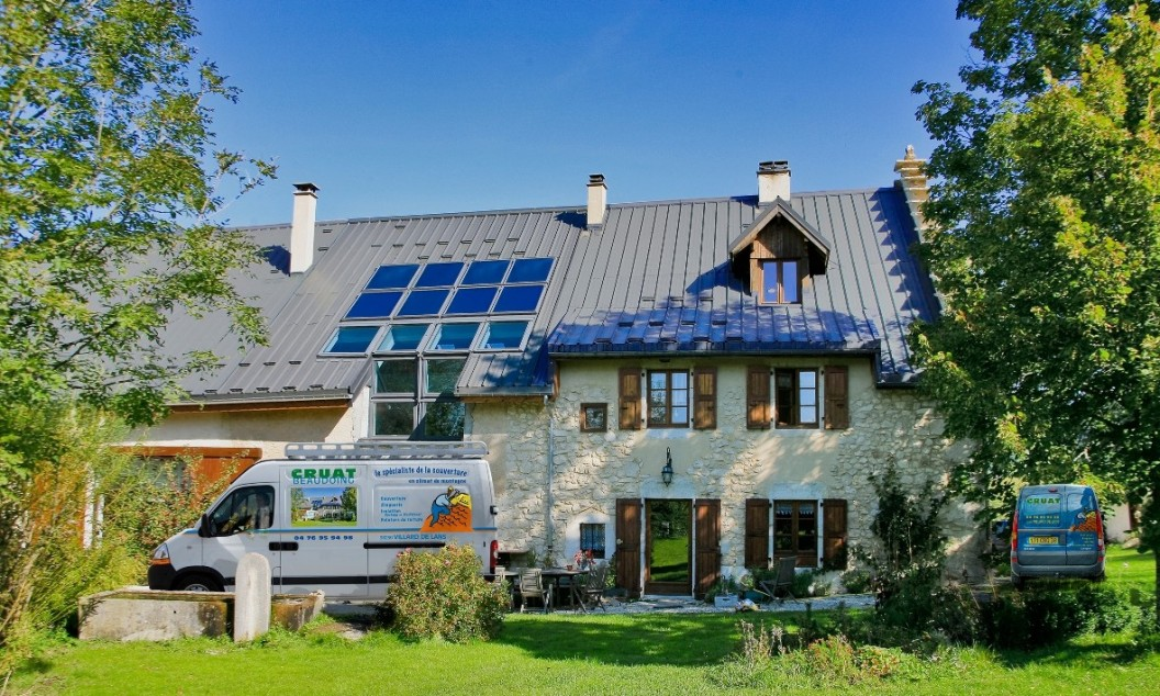 Installateur velux isere installation fenetre toit - Pose fenetre de toit sans autorisation ...